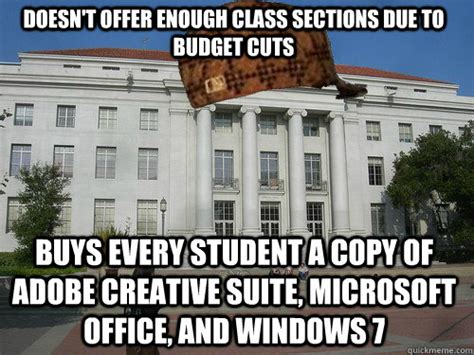 Berkeley Mba Microsoft Office by Doesn T Offer Enough Class Sections Due To Budget Cuts