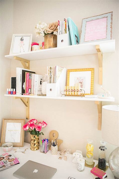 Home Office Ideas Nz 1000 Ideas About Gold Desk Accessories On