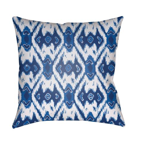white decorative pillows for couch decorative pillows blue and white 20 x 20 inch throw