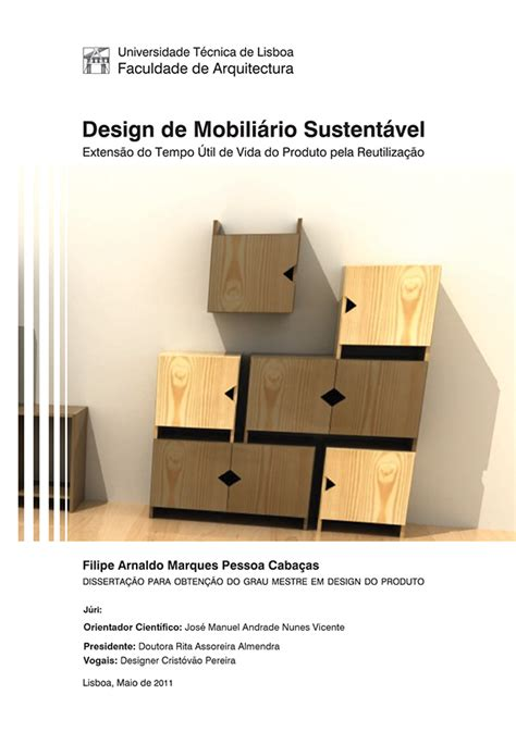 design dissertation sustainable furniture design thesis on behance