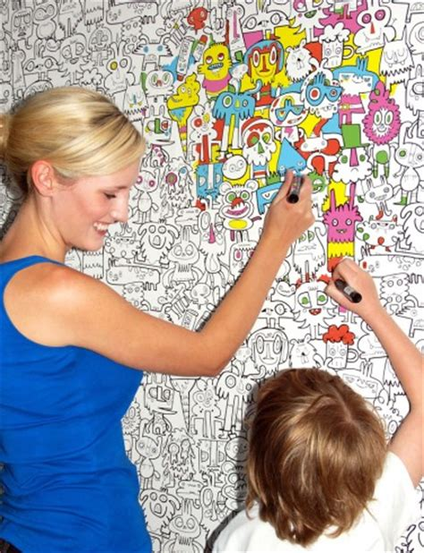 color your own wallpaper colour in your own wallpaper the interiors addict