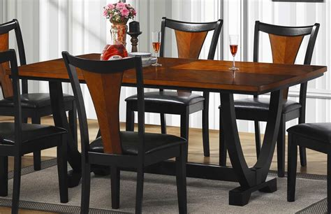 Boyers Furniture by Coaster Boyer Rectangular Table 102090 At Homelement