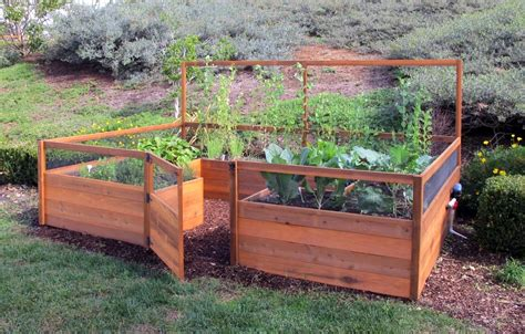 raised beds plans elevated raised garden bed plans the garden inspirations