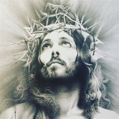 Drawing Jesus by Jesus Drawing By Giiero Damanias