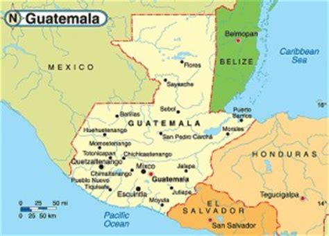 cadenas belize mapa de guatemala mapas mapa