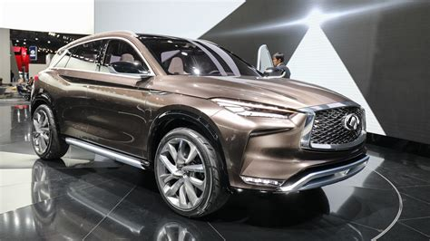 infiniti x50 infiniti qx50 concept is the brand s preview of future cuv