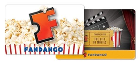 Where Can I Buy Fandango Movie Gift Cards - 50 fandango gift card plus free movie ticket