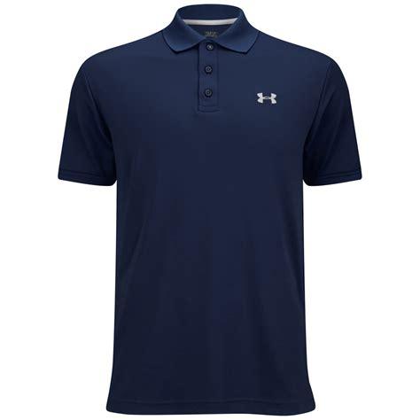 Polo Shirtkaos Polo Armour 1 armour s performance polo shirt 2 0 navy white probikekit uk