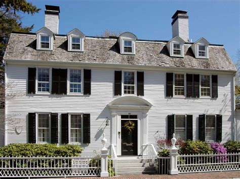 window styles for colonial homes this colonial style home features a classic layout of the