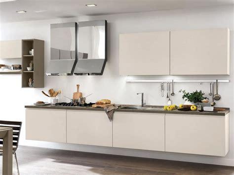 kitchen insel outlets cucina componibile in legno senza maniglie cucina