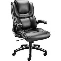 Office Chairs On Sale Staples Staples Mckee Luxura Faux Leather Managers Chair Black