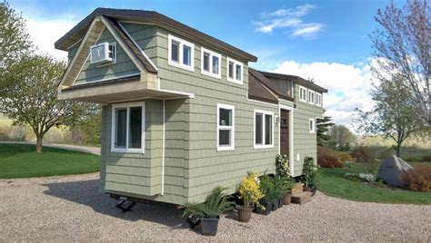 tiny house for family of 4 tiny house town the 200 sq ft family tiny home