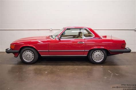 electric power steering 1987 mercedes benz sl class regenerative braking 1987 mercedes benz sl class 560sl 77 011 miles signal red