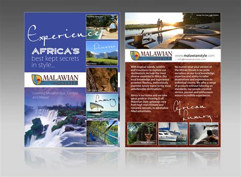 design a leaflet to encourage tourist to visit egypt the leaflet guru leaflet flyer design printing service