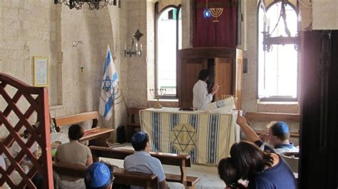 jewish house of worship in southern italy long lost jews return to the fold the