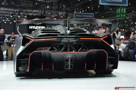 How Many Lamborghinis Were Made Two Of Three Lamborghini Veneno S Will To The Us