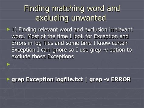 10 exles of grep command in unix and linux practical exle of grep command in unix