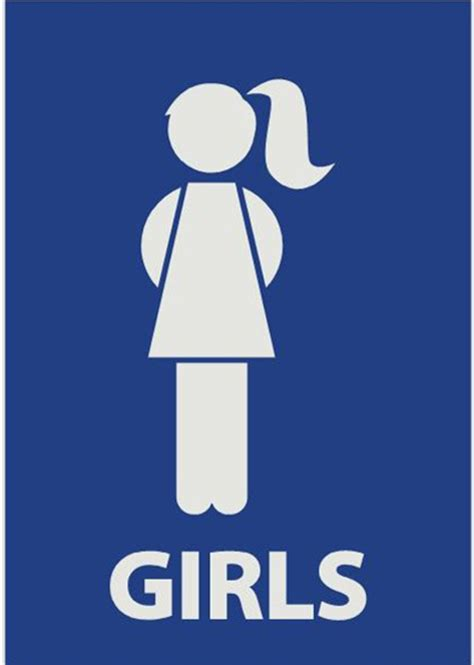 bathroom girl sign ladies restroom sign cliparts co
