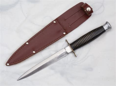 j nowill sons wasp fighting knife sold