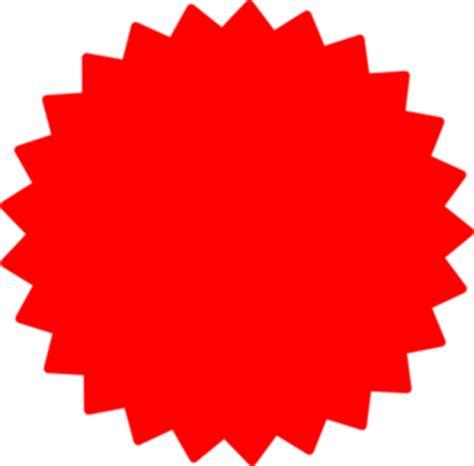 printable starburst template clipart best