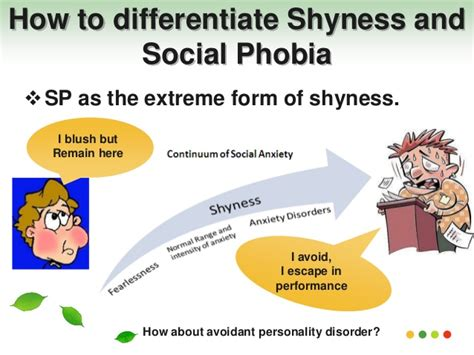 When Shyness Attacks by Social Phobia Or Shyness