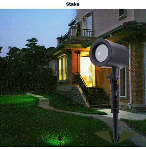 Spotlight Landscape Lighting Aimbinet Outdoor Laser Projector Sky Spotlight Showers Landscape Dj Disco Lights R G Garden