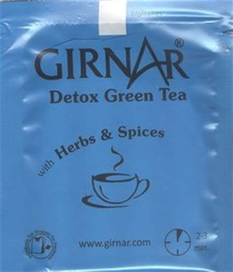 Detox Herbs And Spices by Tea Bag Detox Green Tea With Herbs Spices Girnar