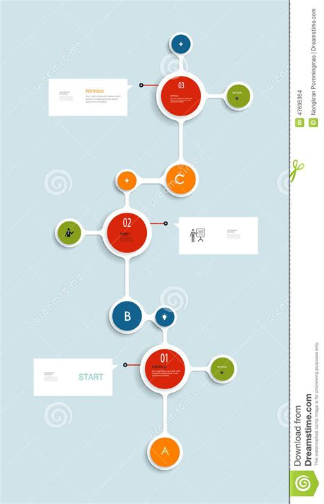 graphic design layout diagrams minimal infographics timeline design can be used for