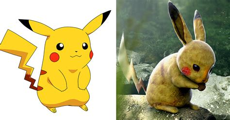 realistic pokemon fan art