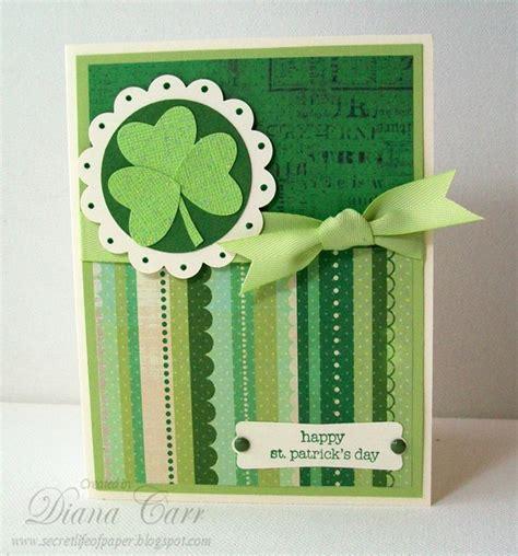 Handmade St - handmade patrick s day card family net