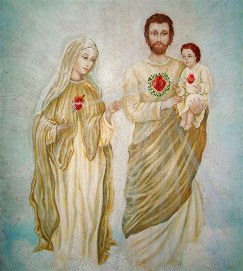 imagenes de jesus jose y maria 161 impresionantes promesas de san jos 233 a los devotos de su