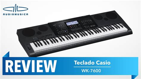 Keyboard Casio Wk 7600 Casio Wk7600 Wk 7600 Sd Card review teclado casio wk 7600 ctk 7200