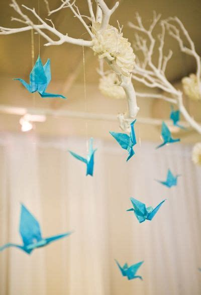 Origami Crane Decoration - 16 best images about origami for nursery on