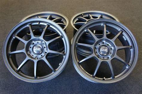 ultra light racing wheels 18 quot oz racing alleggerita hlt matte graphite porsche 5x130