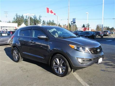 Kia Sportage Awd 2014 2014 Kia Sportage Sx Awd Backup Outside
