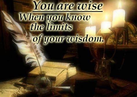 Wisdom Quotes Wisdom Wise Quotes Quotesgram
