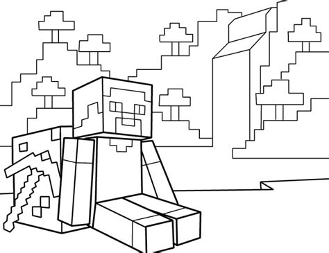 minecraft coloring sheets 18 best minecraft printable coloring pages images on