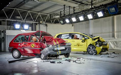 crash test ncap crash test demonstrates the deadly weakness of