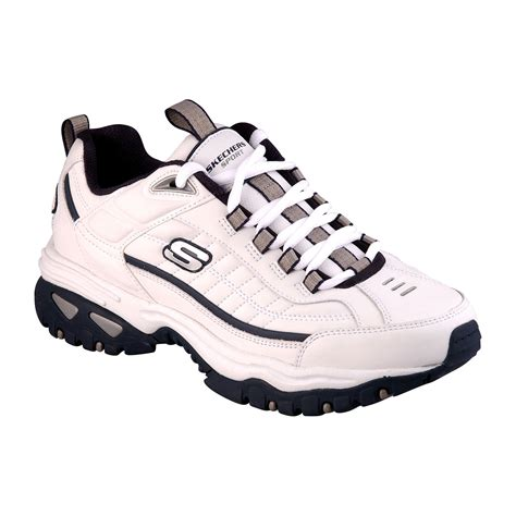 after sport shoes sketchers afterburn white running shoe cross in