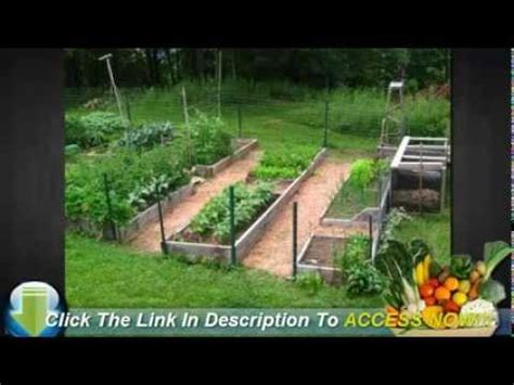 How To Set Up A Vegetable Garden Bed with How To Set Up A Raised Bed Vegetable Garden