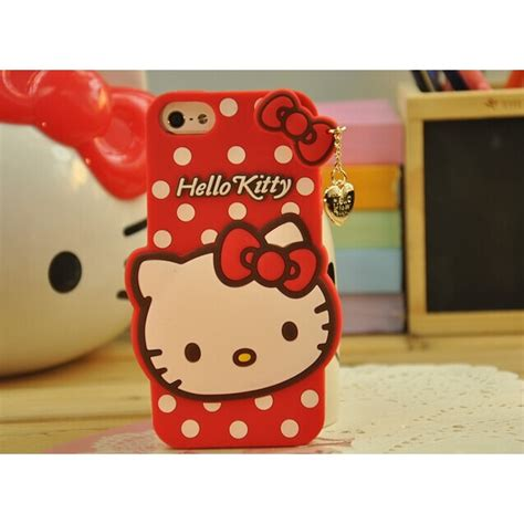 Casing Hello For Iphone 4 4s hello polkadot tpu for iphone 4 4s