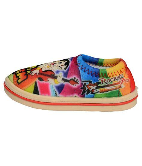 chota bheem slippers pu asia chota bheem light weight shoe price in india