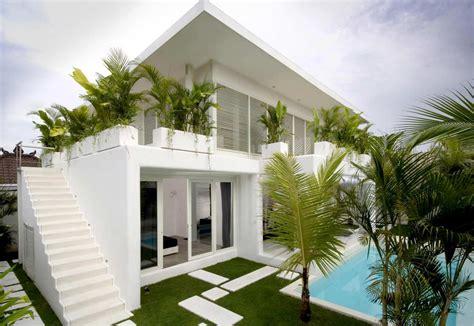 contemporary villa  bali  overlapping functional spaces idesignarch interior design