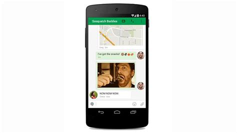 Will Android Be Replaced by Hangouts Will Become Optional To Bundle On Android