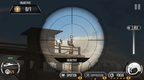 game sniper offline mod android top 7 offline shooting games for android