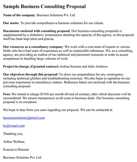 consultant offer letter template business consulting sle templates resume