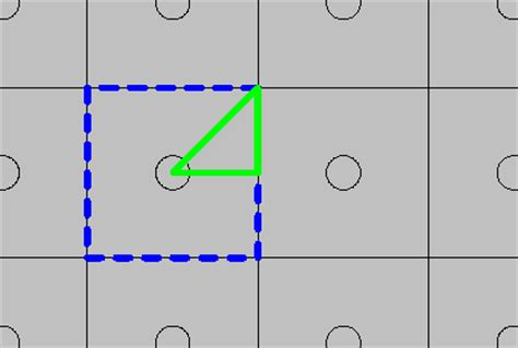 unit cell pattern how to model an anechoic coating comsol blog