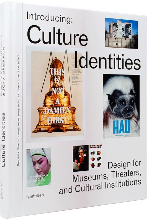 side of the museum books gestalten introducing culture identities
