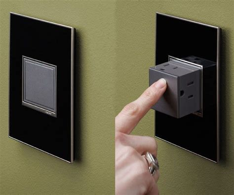 modern electrical outlets 25 best ideas about electrical outlets on pinterest