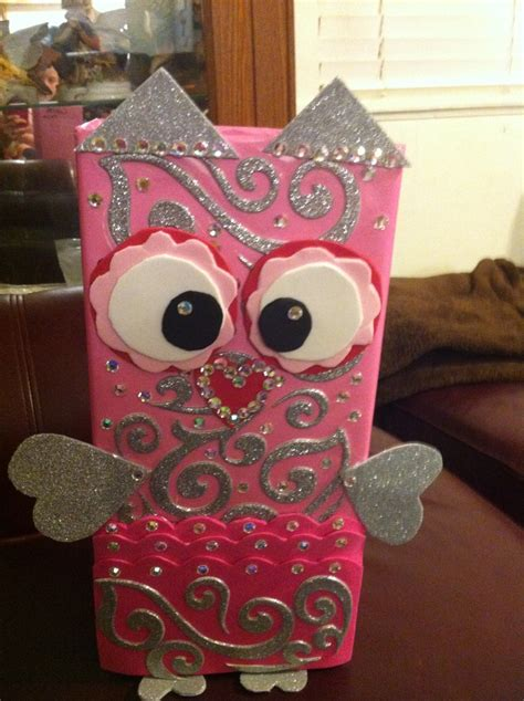owl valentines day 35 best owl crafts images on owl crafts owl